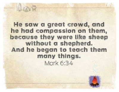 2017 August (Mark 6:34)