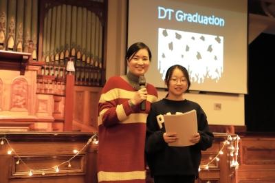 DT Graduation pictures