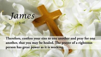 2019 April (James 5:16)