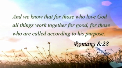 August 2019 (Romans 8:28)